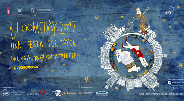 Bloomsday 2017 a Trieste